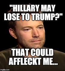Ben Affleck Meme - ben affleck is sad imgflip