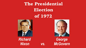1972 Election Map the american presidential election of 1972 youtube