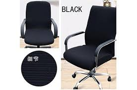 cloth chair covers top 5 best office chair covers chair cloth pad reviews in 2017
