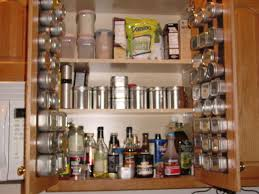 Kitchen Cabinet Spice Rack From CustomMagneticSpiceRackcom - Kitchen cabinet spice storage