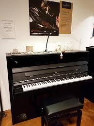 piano cuisine sauter concent 116 piano sauter design frêne mat noir brillant