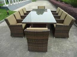 Modern Wicker Patio Furniture by Wicker High End Outdoor Furniture Treat Wooden High End Outdoor