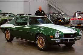 rarest cars video musclecar of the week u2013the 1970 harrell 454 camaro