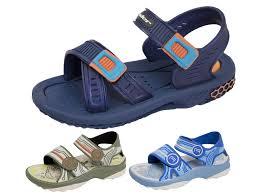 boys sports sandals lightweight summer beach holiday flip flops