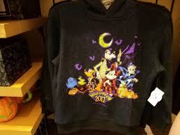 2017 halloween merchandise is now available at walt disney world