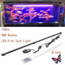color changing led fish tank lights rgb remote color changing led l aquarium fish tank light lighting