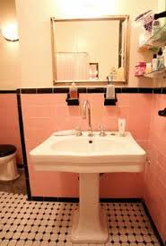 Black And Pink Bathroom Ideas From French Provincial To Retro Modern Mike And Lindsey U0027s Pink