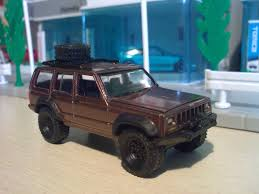 matchbox jeep cherokee 383commando collection hobbydb