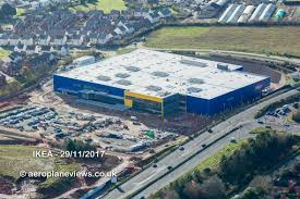 Plymouth Herald News Desk Ikea Exeter How The New Store Within An Hour Of Plymouth Is