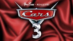 cars 3 trailer 2017