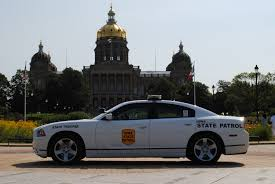 Iowa State Capitol by Iowa State Patrol Division Main Page
