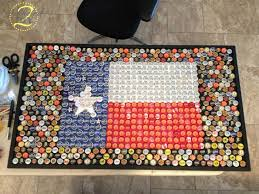 beer cap table top diy bottle cap table addicted 2 diy