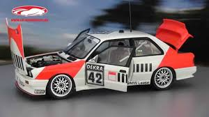 Bmw M3 1991 - ck modelcars video bmw m3 dtm 1991 c euser minichamps youtube