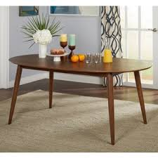 Mid Century Dining Room Furniture Mid Century Modern Kitchen Dining Room Tables For Less