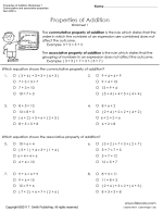 free first grade math worksheets number sense addition rounding