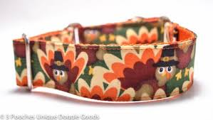 thanksgiving custom collars