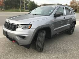 jeep billet silver metallic new 2018 jeep grand cherokee 4 door sport utility in waterloo on