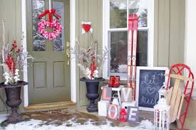 Catchy Door Design Catchy Home Porch Valentine Decorating Ideas Introduces Exquisite