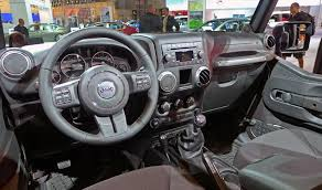 4 Door Jeep Interior Jeep Is Coming Out With Willys Wheeler Edition Wrangler In 2014