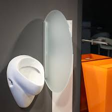 Urinal Dividers Glass Urinal Partition 450 Mm X 850 Mm Urinal Glass Wall Glass