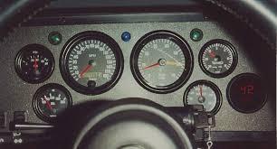 corvette instrument cluster repair batee com 1984 1989 c4 corvette digital cluster instrument