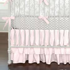 Solid Pink Crib Bedding 159 Best Designer Baby Bedding Images On Pinterest Cots Baby