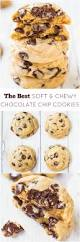 the best soft and chewy chocolate chip cookies averie cooks