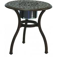 Cast Iron Bistro Table And Chairs Outdoor U0026 Garden Small Round Cast Iron Patio Table Design The