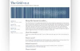 web layout grid template the grid v2 2 andreasviklund com