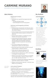 Intelligence Analyst Resume Examples by Programmer Analyst Resume Samples Visualcv Resume Samples Database