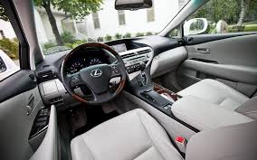 lexus rx 350 actual prices paid 2011 lexus rx 350 awd editors u0027 notebook automobile magazine