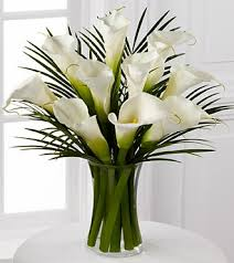 Calla Lily Vase Life Endless Elegance Calla Lily Bouquet 10 Stems Ftd This Was My