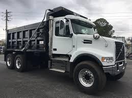 volvo heavy duty trucks 2018 volvo vhd dump truck tom nehl truck company