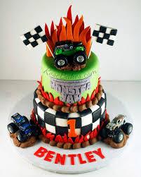 spiderman monster truck cake ideas 54263 monster jam cake
