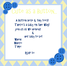 design baby shower invitation templates free