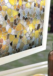 Artscape New Leaf Decorative Window Film by Dulley Column Color Graphics