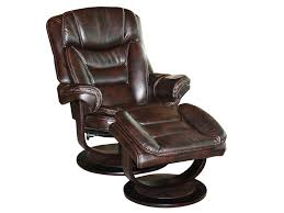brown chair and ottoman chairs