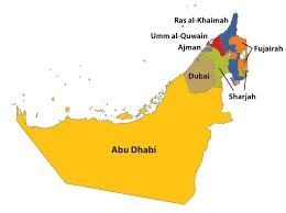 Arabian Desert Map Arabs Islam And Oil