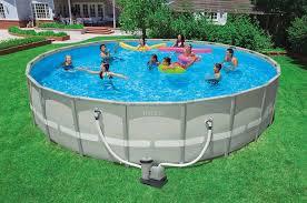 Intex Inflatable Swimming Pool Intex Aquarium Inflatable Pool Pools For Home