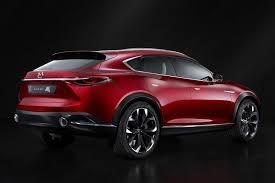 the new mazda mazda koeru crossover at frankfurt 2015 just a concept by car