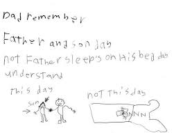 here are 20 hysterical honest letters of kids to their parents