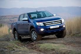 Ford Ranger - la nueva ford ranger es la primera camioneta con 5 estrellas en la