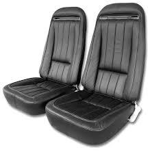 1971 corvette parts 1971 corvette leather vinyl seat covers 656 99 vetteco inc