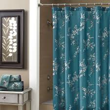 bathroom design charming brown extra long shower curtain liner