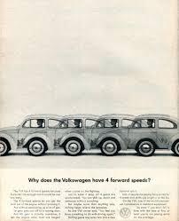 volkswagen lemon volkswagen of america ads 1960 u201366 fonts in use