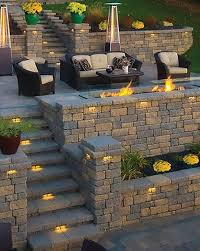 Retaining Wall Ideas For Sloped Backyard 9 Best Retaining Wall Images On Pinterest Gardens Landscaping