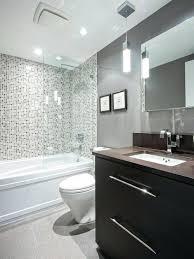 mosaic tile ideas for bathroom interior designs bathroomsmall contemporary mosaic tile and gray