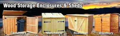 Diy Wooden Shed Plans by Trash Can Storage Shed Diy Garbage Bin Storage Plans Large Image