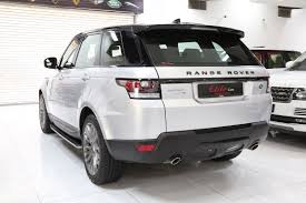 silver range rover sport 2017 range rover sport se 2017 the elite cars for brand new and pre