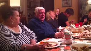 superpop thanksgiving family fight